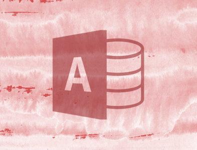 Microsoft Access Workshop