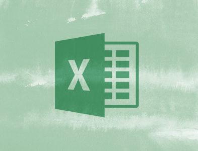 Microsoft Excel Workshop
