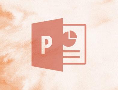 Microsoft PowerPoint Workshop